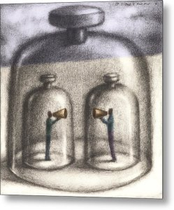 The bell jars of communication amidst the complexity of COVID-19