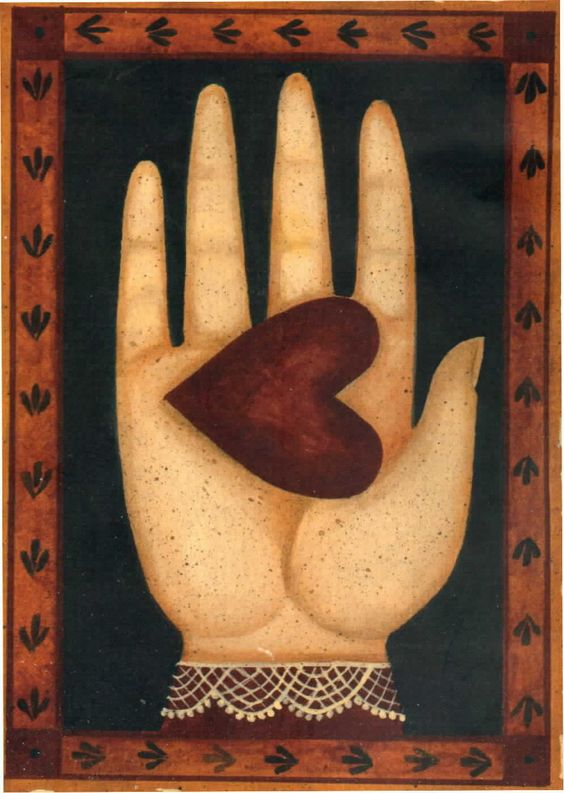 Heart in hand while writing during the Covid-19 pandemic
